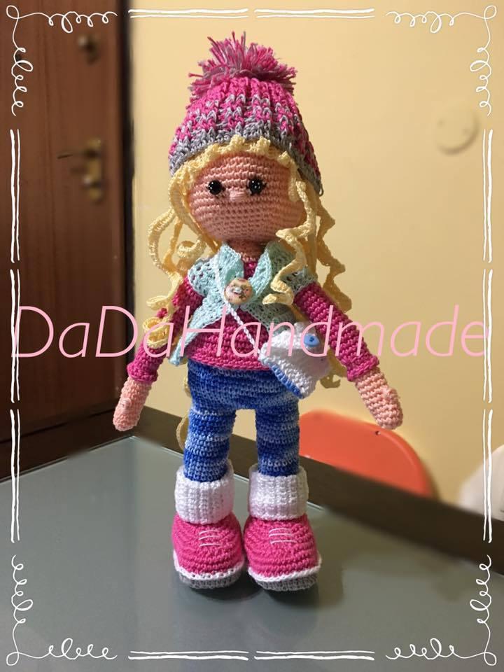 ecco la bambolina Molly