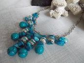 Tourquoise light collier