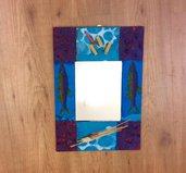 Specchio a muro rettangolare