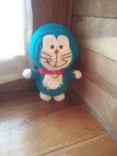 Amigurumi gattone Doraemon