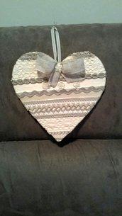 cuore decorativo per la casa