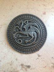 Spilla Targaryen Trono di Spade