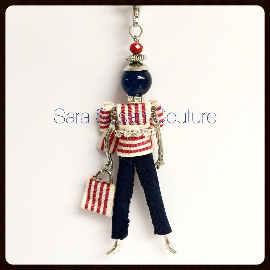 Collana bambolina – My Little Doll by Sara Susan Couture – Modello Tommy Hilfinger - Sabrina