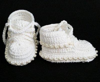 scarpinne/Sneaker stilo  Converse - perline