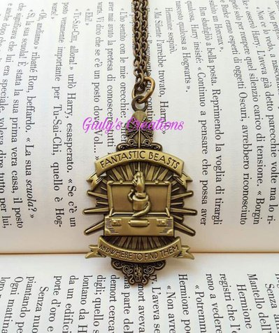 Fantastic Beasts collana Animali fantastici Harry Potter hogwarts Newt Scamander magia valigia bacchetta magica fantastic beasts and where to find them