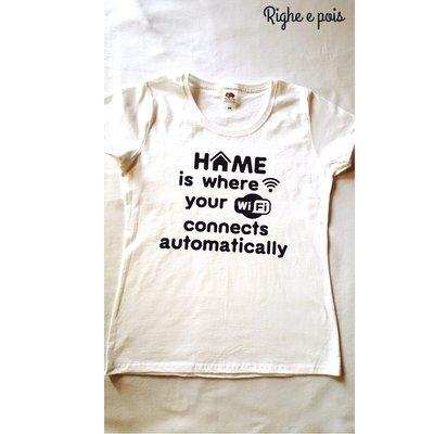 T-shirt Home WiFi