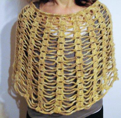 poncio in pura lana