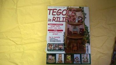 Tegole decorate in rilievo libri schemi e corsi schemi - Tegole decorate in rilievo ...