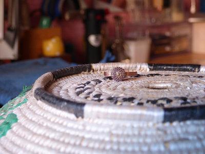 Anello misura 14 con corbula