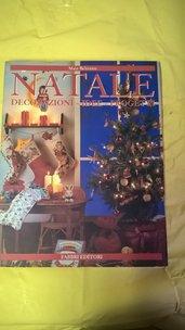 LIBRO  DECORAZIONI NATALE  VINTAGE