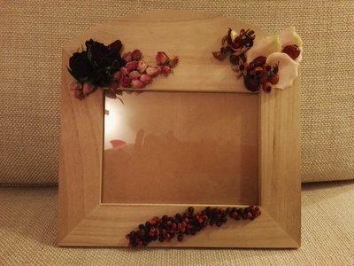 "Cornice portafoto in legno ""Enelye"""