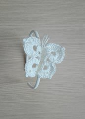 cerchietto con farfalla