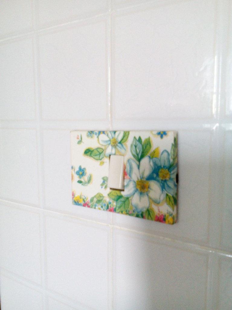 Placca cucina bagno
