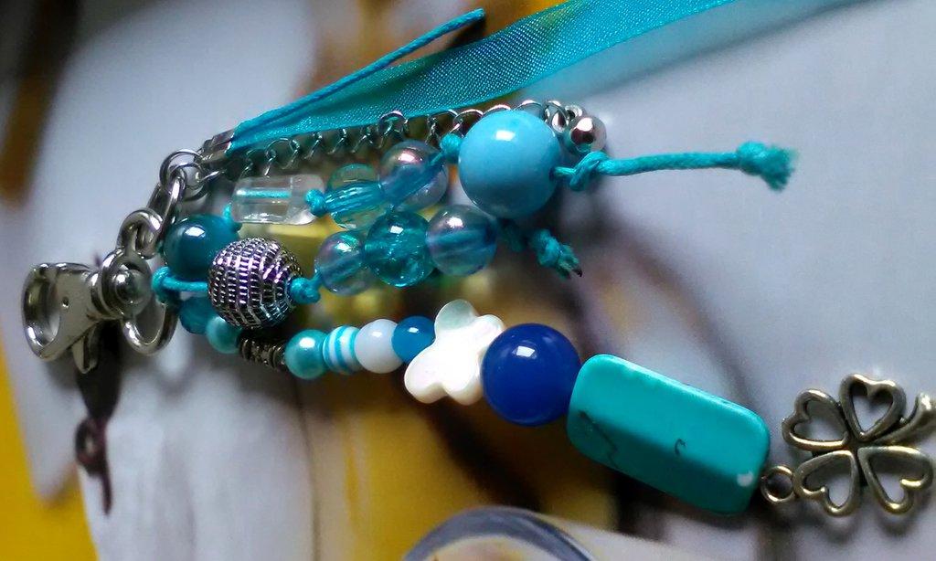 Decorazione per zaino borsa con moschettone for Decorazione zaino