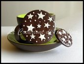 ciondolo + anello pan di stelle