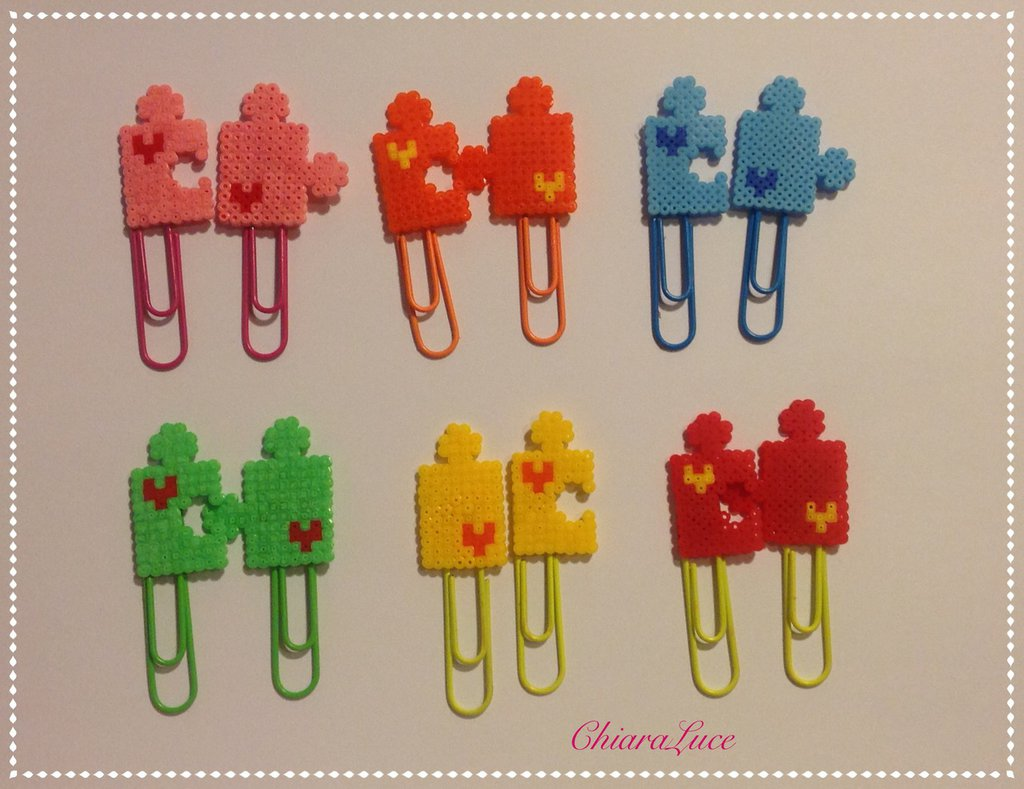 Graffette clip puzzle
