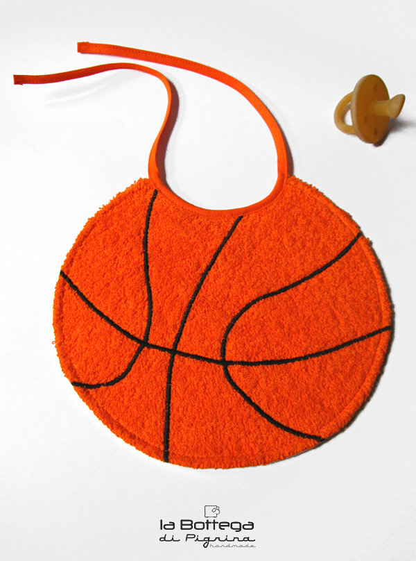 Bavaglino Pallone da Basket