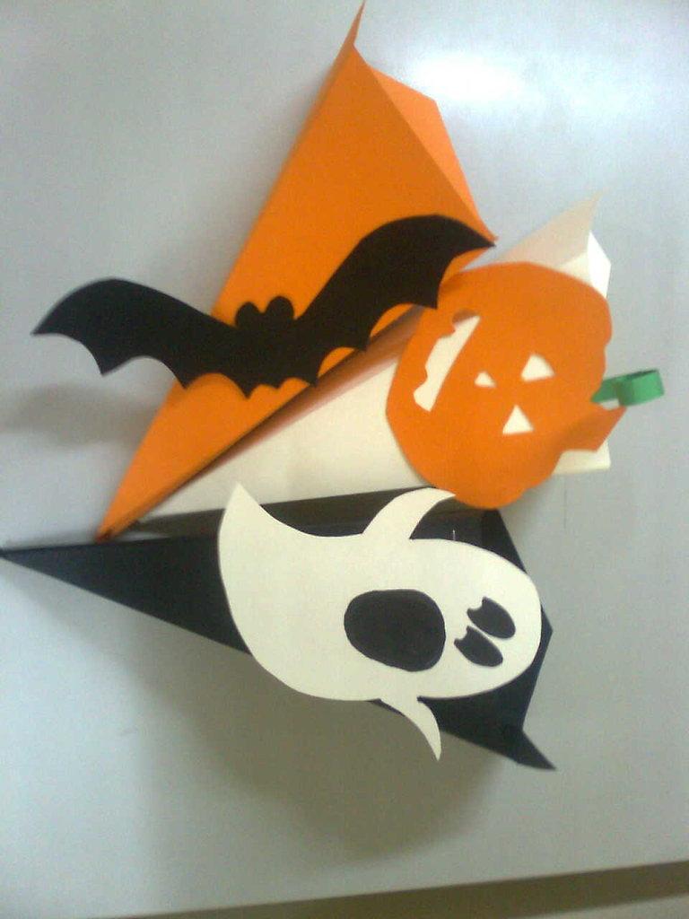 porta popcorn halloween