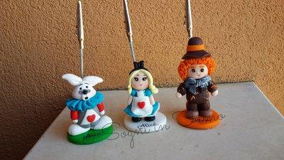 Personaggi Alice nel paese delle meraviglie