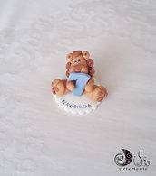 bomboniere compleanno animaletti leone personalizzabile numero, colore, animaletti, per primo compleanno bambini