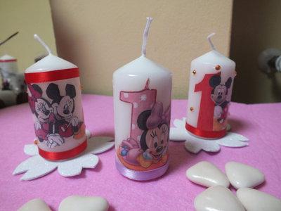 candele segnaposto personalizzabili feste bomboniere