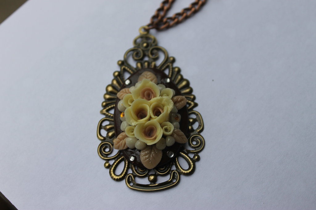 «le fiorite»  collana autunno