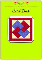 Card Trick - blocco patchwork