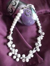 Lumi Blanca collier
