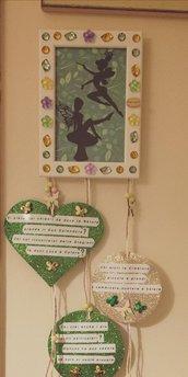 """Decorazione da parete """" Fairy"""""""