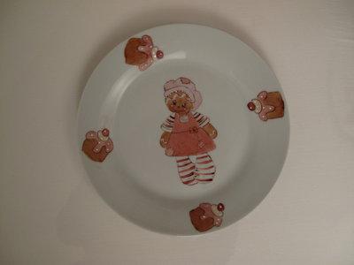 tazza colazione soggetto gingerbread