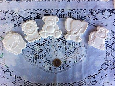offerta animali in gesso ceramico