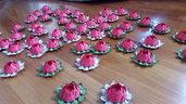 50 Bomboniere laurea origami fiori di loto