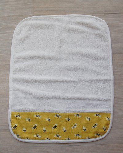 asciugamano asilo in spugna