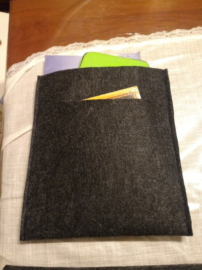 Cartellina porta-documenti formato A4