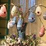 Uova di  Pasqua in feltro