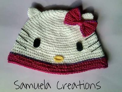 Cappellino hallo kitty