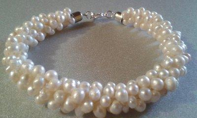 Bracciale Intrecci di perle