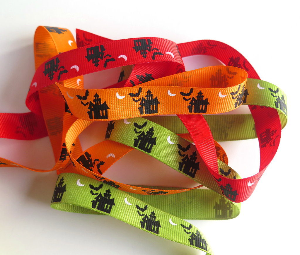 3 yard Nastro grosgrain MIX  NA95