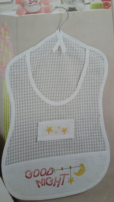 Porta pigiama- porta pannolini bimbi