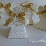 Scatolina Angioletto per porta confetti  by Romanticards