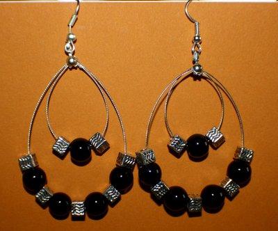 orecchini tribal