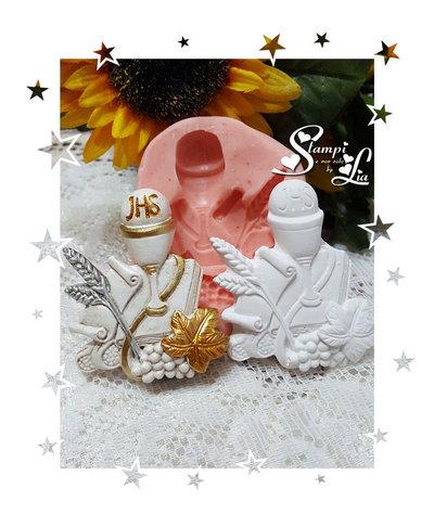 Stampo *Calice Prima Comunione/Cresima*
