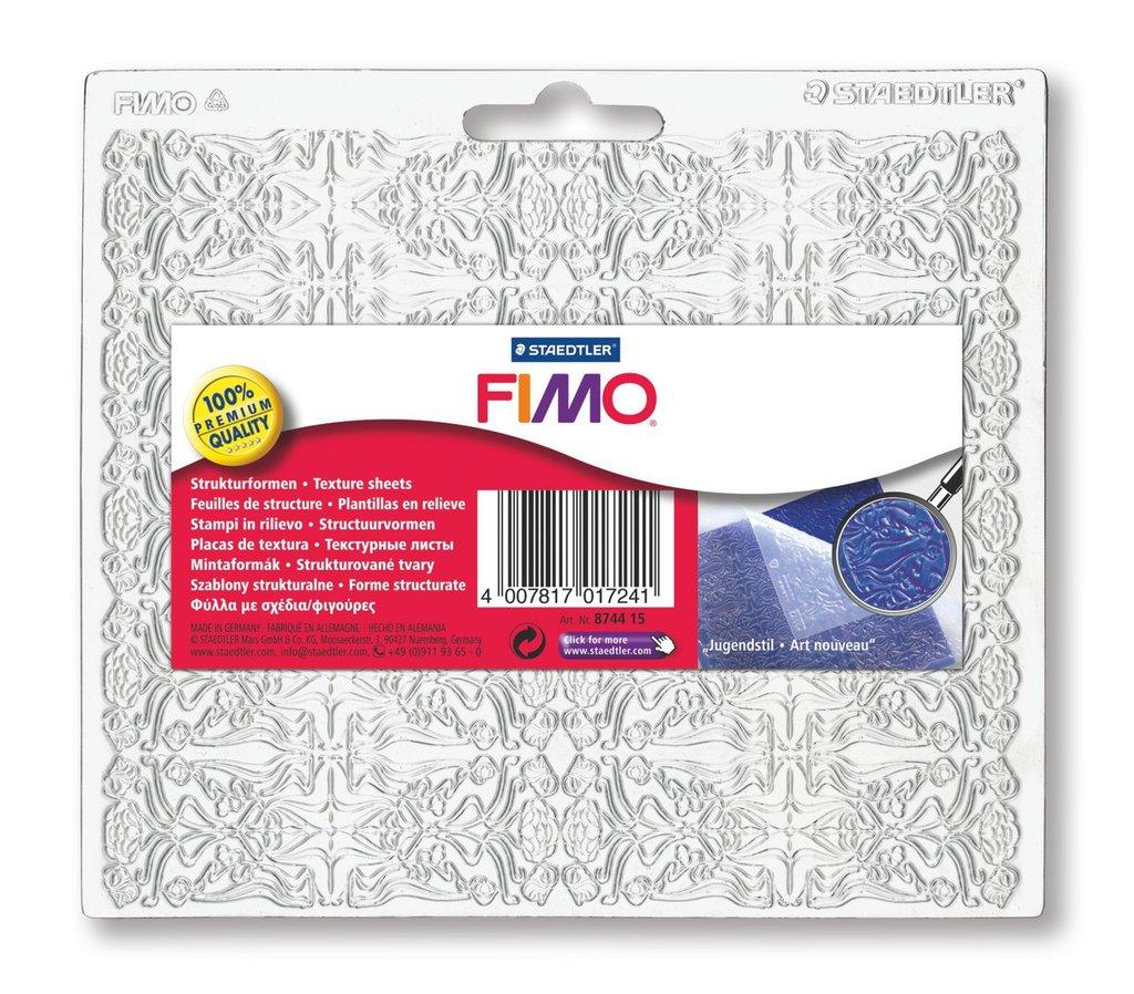 FIMO texture ART NOUVEAU (articolo 8744 15)