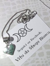"""collana """"BLESSED BE"""""""