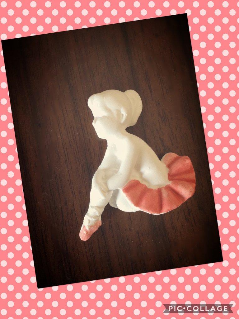 Gessetto profumato ballerina