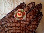 Anello goloso - torta cioccolato