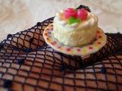 Anello goloso - torta panna