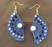 Orecchini Susy Blu