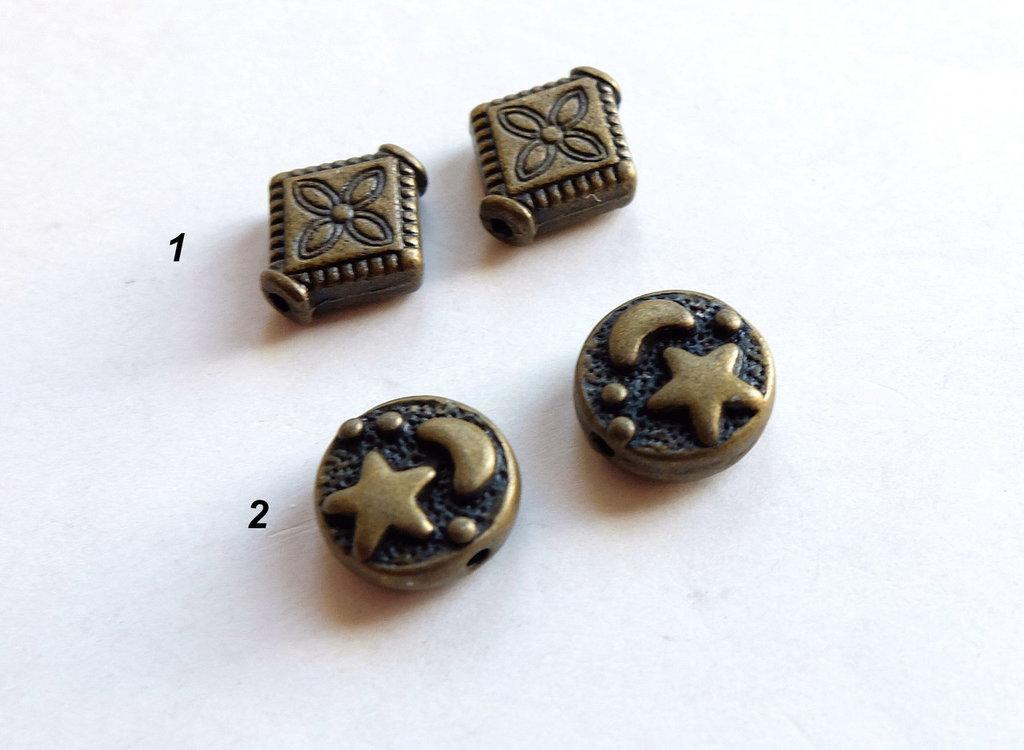10  Distanziatori in bronzo   DIS43-44