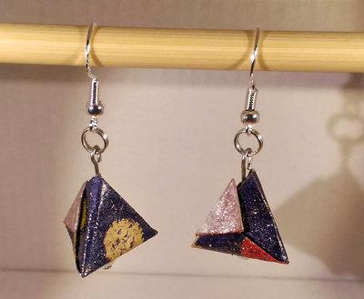 ORIGHINI (origami orecchini)